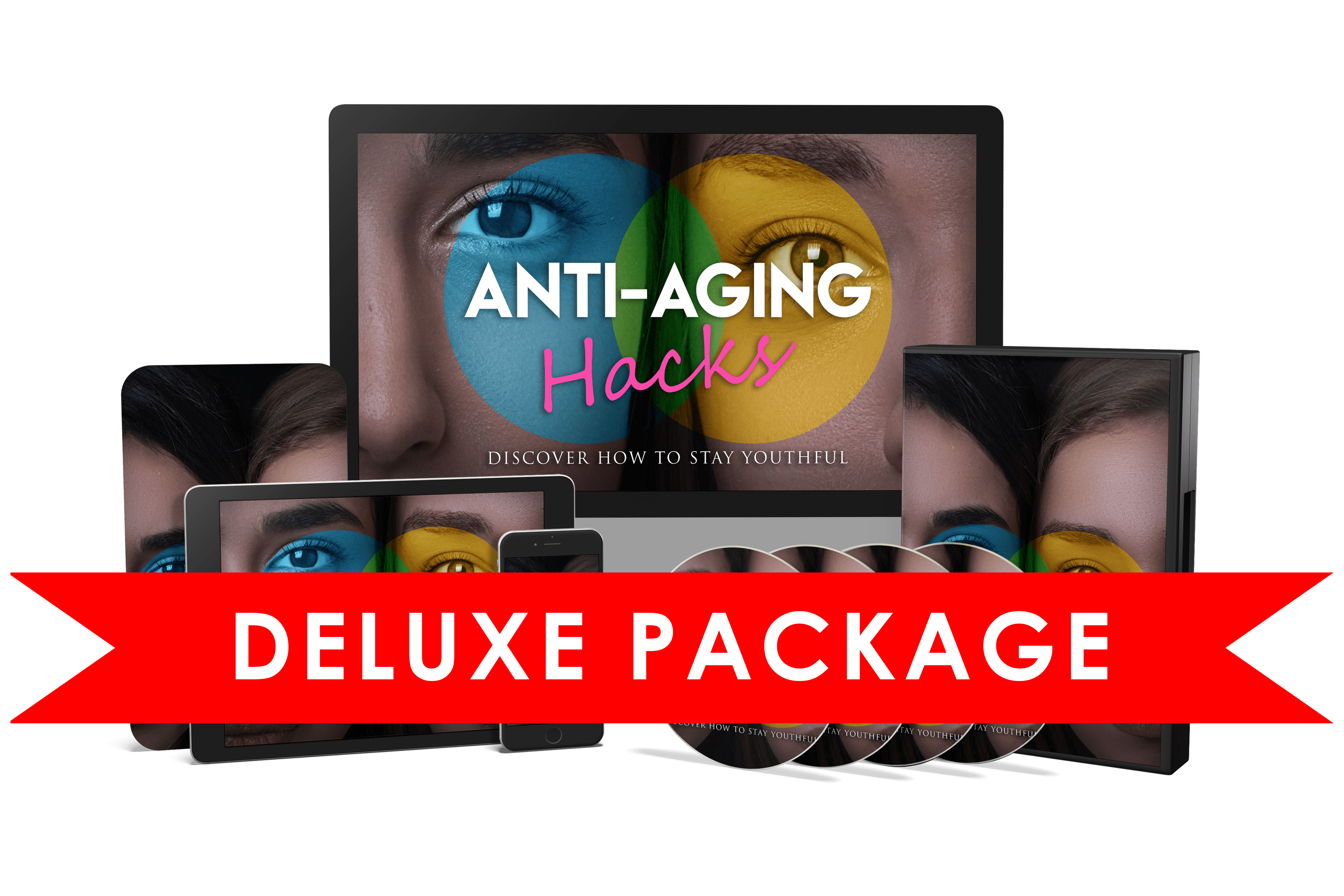 Anti Aging Hacks - Deluxe Edition